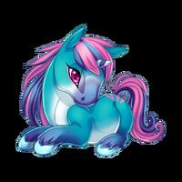 Taffy Unicorn Baby