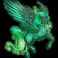 Emerald Wind Pegasus