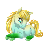 Sunny Meadow Unicorn Baby
