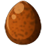 Pumpkin Pie Spices Alicorn Egg