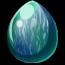 Bright Heavens Alicorn Egg