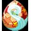 Autumn Wind Pegasus Egg
