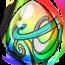 Technicolor Phase Unicorn Egg