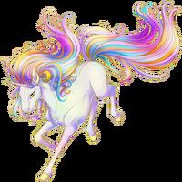Prismatic Splash Unicorn