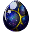 Galaxy Dust Pegasus Egg