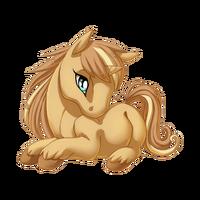 Wheat Unicorn Baby