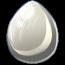 Silver Alicorn Egg