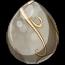 Silver Dapple Alicorn Egg