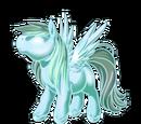Glass Ghost Pegasus