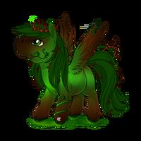 Plant Life Pegasus Baby