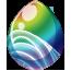 Rainbow Heaven Alicorn Egg