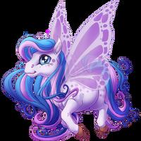 Grape Fizz Spring Fairy