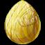 Parchment Unicorn Egg
