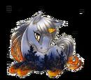 Winternight Fire Unicorn
