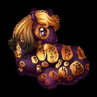 All Hallows' Eve Spring Fairy Baby