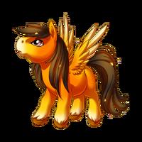 Apple Blossom Pegasus Baby