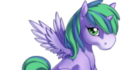 Wisteria Alicorn