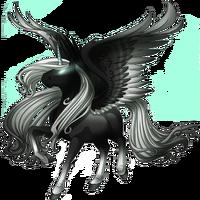 Void Stepper Alicorn