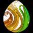 Rainbow Alicorn Egg