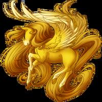 Gold Pegasus V2