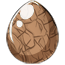 Dusky Evening Pegasus Egg