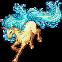 Sandcastles Unicorn