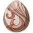 Faded Rose Alicorn Egg