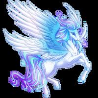 Gemini Pegasus White