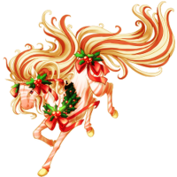Holly Unicorn