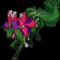 Secret Bloom Unicorn
