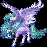 Wisteria Alicorn