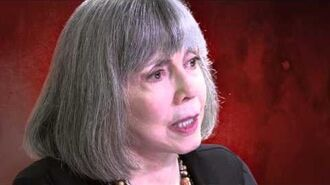 Anne Rice on of the legacy of the Vampire Chronicles series