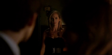 Caroline seeing Stefan and Katherine 5x13