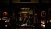 Heretics in Salvatore Boarding House