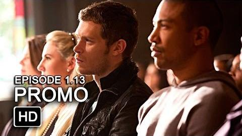 The Originals 1x13 Promo - Crescent City HD