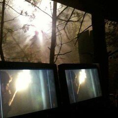 Season 4 BTS Damon