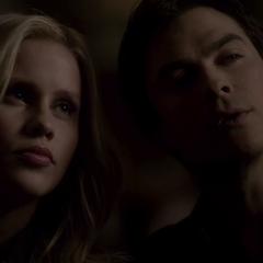 Damon and Rebekah 4x16