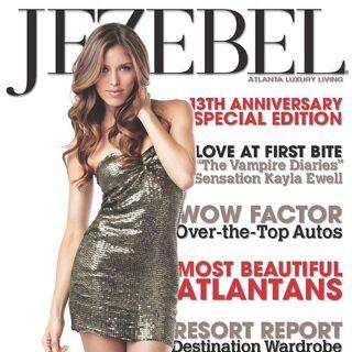 Jezebel — Nov 1, 2009, United States, Kayla Ewell