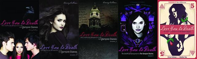 Love You to Death Book Series