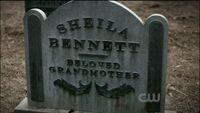 Sheilabennett'sgrave