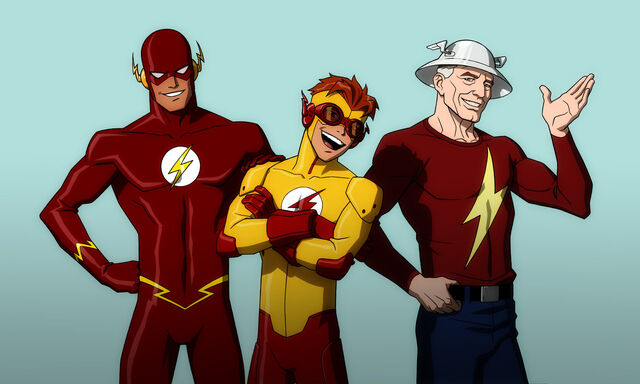 File:The Flash - Jay, Wally, and Barry.jpg