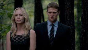Caroline and Matt TVD 5x04