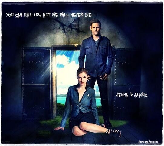 File:Jenna&Alaric.jpg