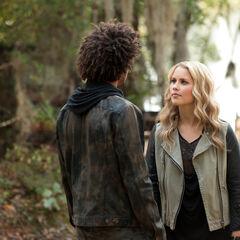 Diego and Rebekah