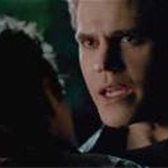 Silas in Stefan's form