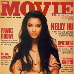 Total Movie — May 2002, United Kingdom, Kelly Hu