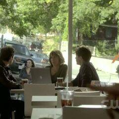 Damon, Slater und Rose