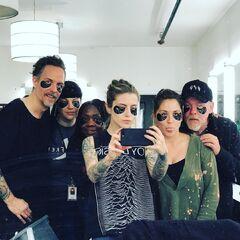 Makeup & Hair Team February 8, 2017