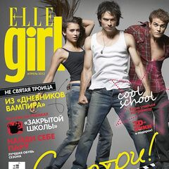 Elle Girl — Apr 2012, Russia