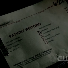Alaric's file